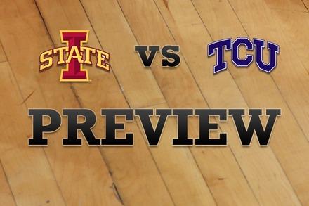 Iowa State vs. TCU: Full Game Preview
