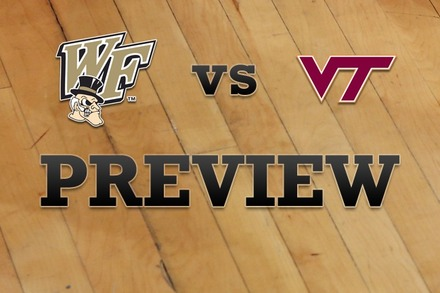 Wake Forest vs. Virginia Tech: Full Game Preview