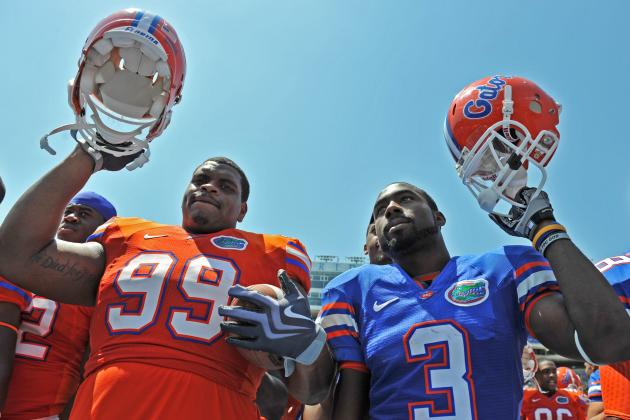 Three Gators to Play in Senior All-Star Games on Saturday