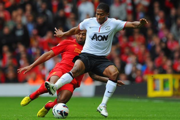 Manchester United: Analyzing Antonio Valencia's Lack of Form This Season