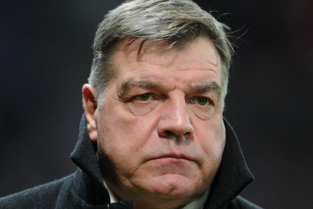 West Ham Boss Allardyce CHARGED by the FA After 'Homer Ref' Comments
