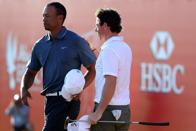 Tiger Woods vs. Rory McIlroy: Has Anyone Seen the Reset Button?