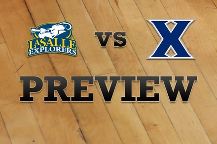 La Salle vs. Xavier: Full Game Preview