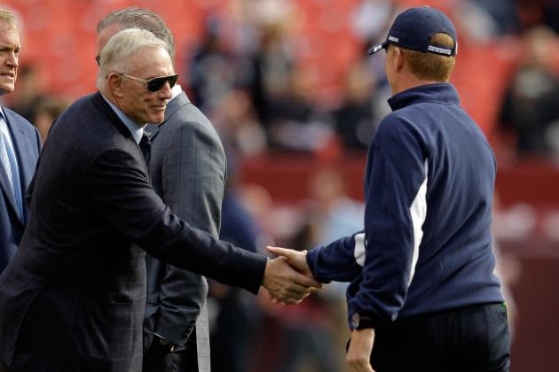 Should the Dallas Cowboys Take Play-Calling Duties Away from Jason Garrett?