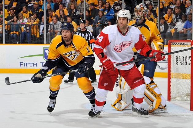 Bertuzzi out for Opener Due to Sore Groin