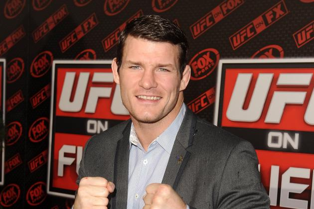 Bisping Worried About Belfort's 'roid Rage' at Weigh-Ins