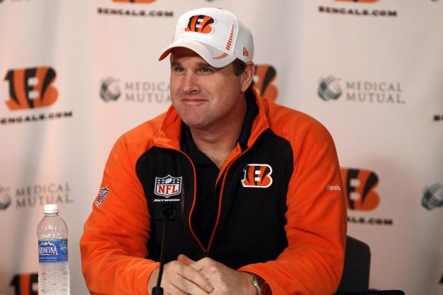 Bengals' Gruden and Zimmer Stay in Cincinnati