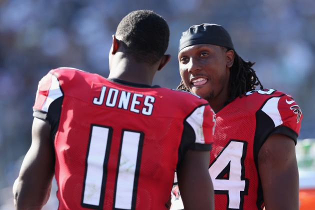 Culliver Rates Falcons' Jones Ahead of White