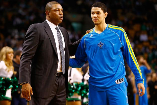 Doc Rivers 'Didn't Enjoy' Coaching Against Son Austin