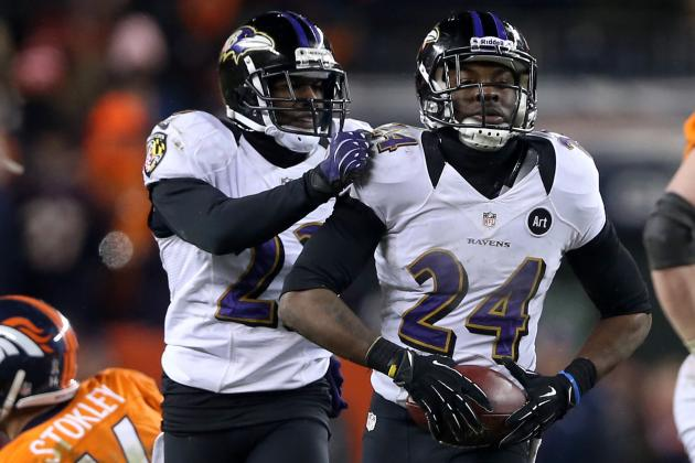 Ravens Corner Chykie Brown Fined $15,000 for Unnecessary Roughness