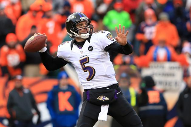 Trent Dilfer Is a 'Big Fan' of Joe Flacco