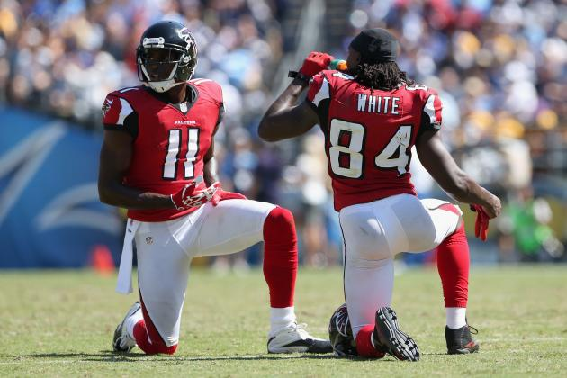 49ers vs. Falcons: Julio Jones and Roddy White Will Expose San Fran's Defense
