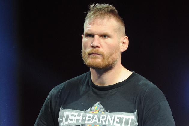 Josh Barnett: 'I Am Not Signed to the UFC'