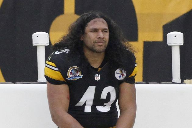 Troy Polamalu 'Unfairly Dragged Into' Manti Te'o Drama