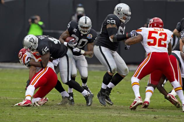 Raiders Change Direction with McFadden