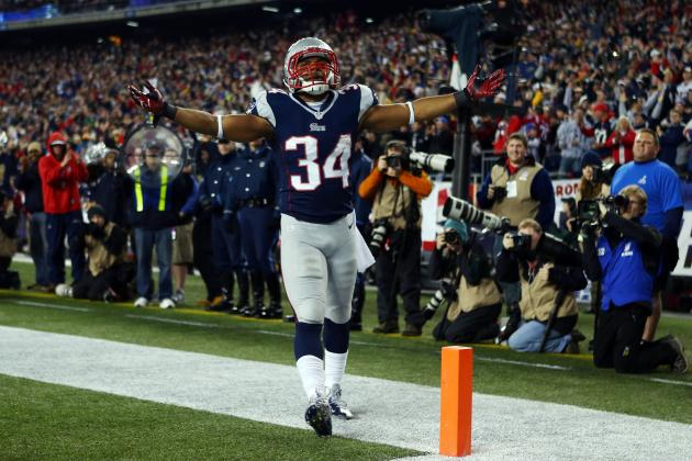 Ravens vs. Patriots: New England Backfield Needs to Step Up Without Gronkowski
