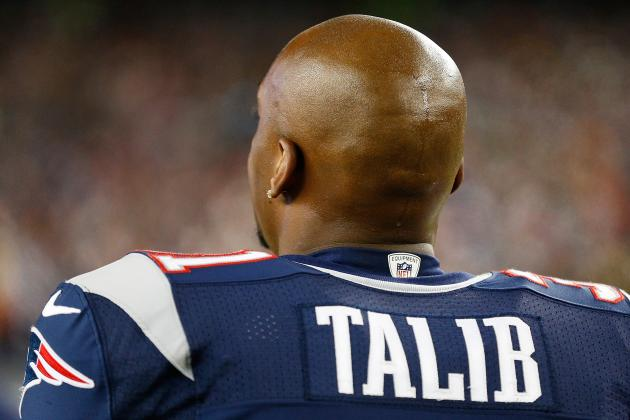 Patriots Seem Quite Happy with Ex-Buc Aqib Talib