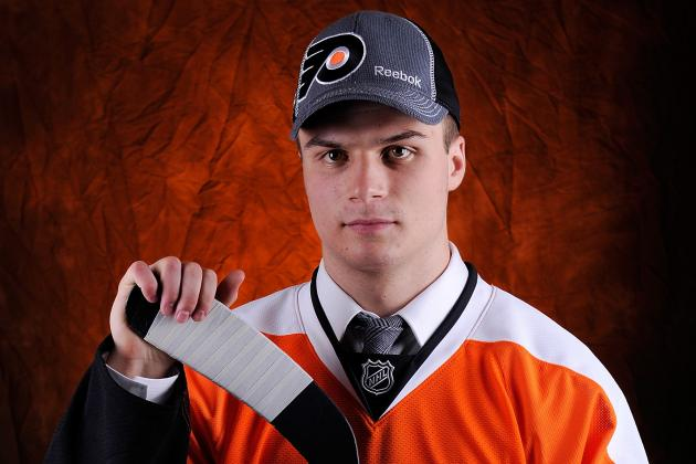 Flyers Give Laughton Chance to Prove Himself
