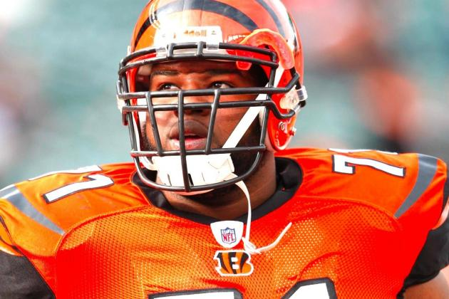 Bengals Lineman Andre Smith Arrested for Allegedly Bringing Handgun to Airport