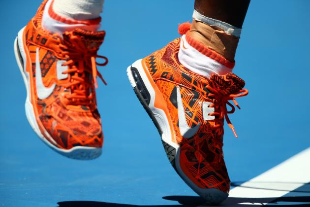 Serena's Ankle Could Derail Her Australian Open and