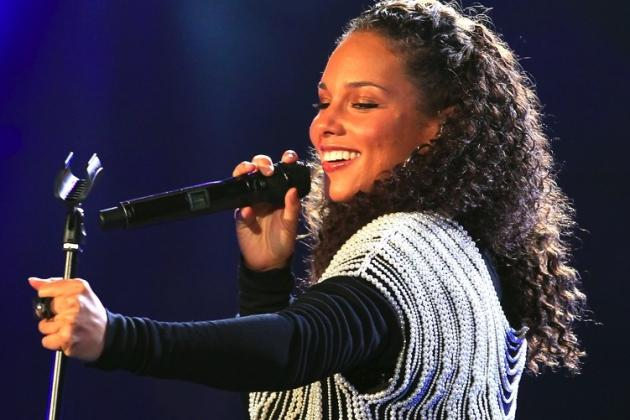 Alicia Keys Will Reportedly Sing National Anthem at Super Bowl XLVII