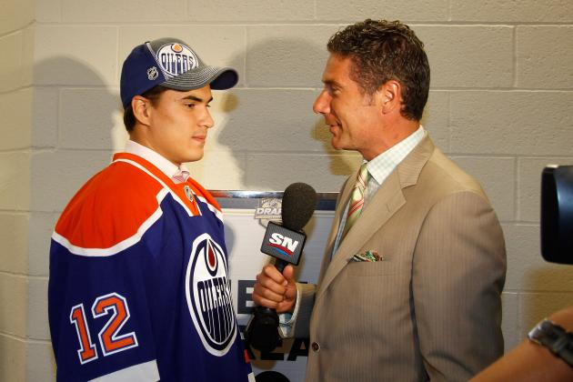 Edmonton Oilers: Can Nail Yakupov Live Up to the Hype During a Shortened Season?