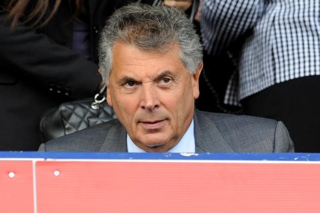 David Dein Hits out at Criticism of Arsene Wenger