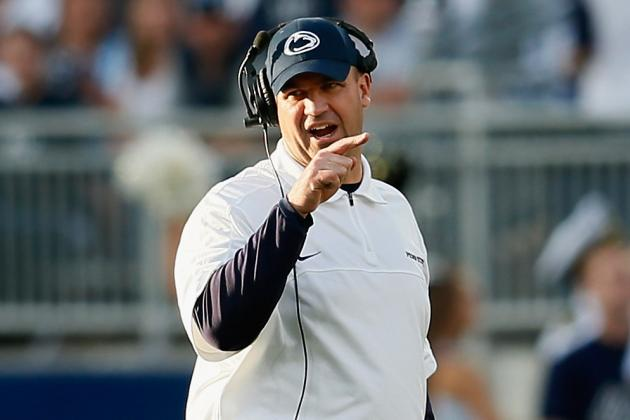 Bill O'Brien Takes Home Bear Bryant Award