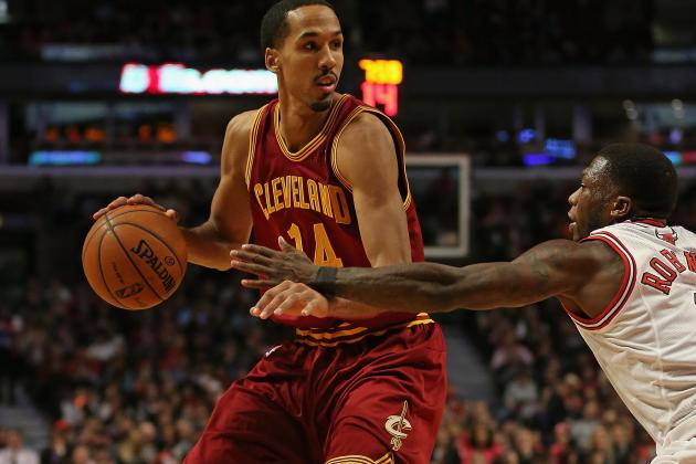 Shaun Livingston Is Cavs' Steady Hand