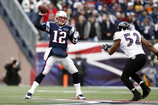 Ravens vs. Patriots: How Tom Brady Can Pick Apart Ray Lewis, Baltimore Defense