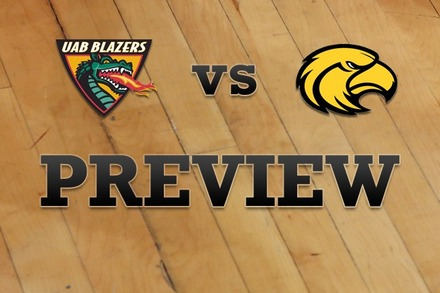 UAB vs. Southern Miss: Full Game Preview