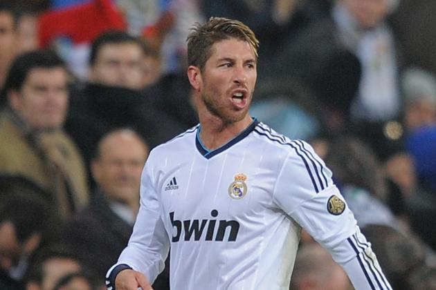 Real's Ramos Appeal Turned Down