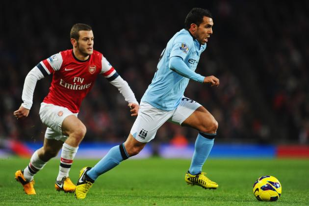 Manchester City vs. Fulham: Live Stream Info for EPL Match