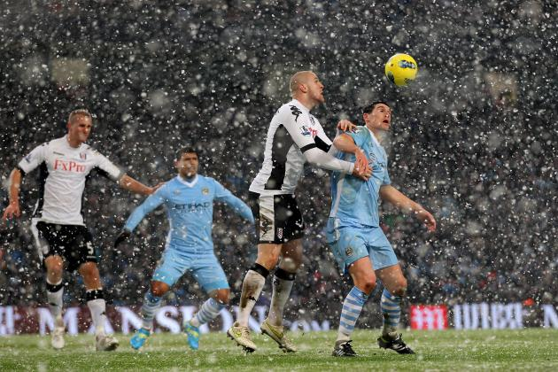 Manchester City 2-0 Fulham: As It Happened; City Wins Comfortably, Not Easily