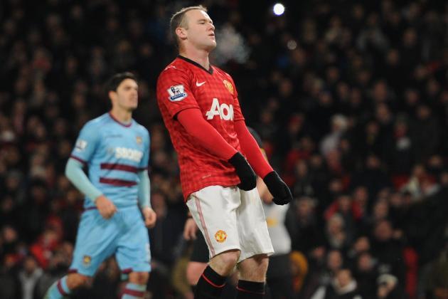 Roy Keane: Man United's Wayne Rooney Should Stop Taking Penalties