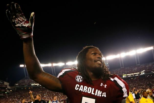 Fallout from Manti Te'o Hoax Tweets Its Way to Jadeveon Clowney