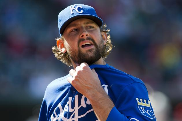 Royals Reach One-Year Deal with RHP Hochevar