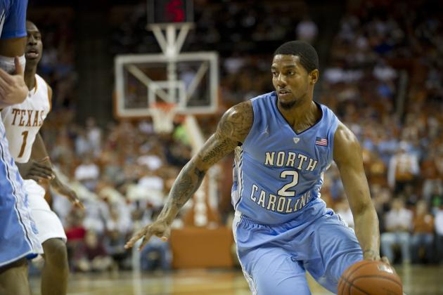 UNC's McDonald Doubtful for Maryland