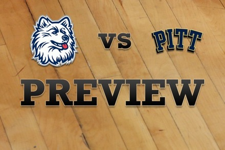 Connecticut vs. Pittsburgh: Full Game Preview