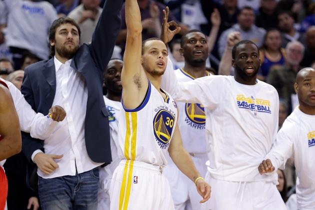 The Warriors Are Drowning in Thinning Depth