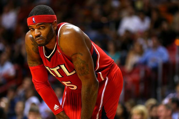 NBA Trade Rumors: Breaking Down Best Destinations for Atlanta Hawks F Josh Smith