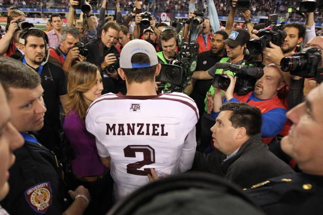 Playing in the AT&T Pro-Am Would Have Cost Texas Manziel $20,000