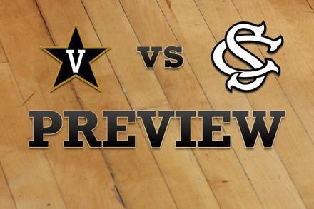 Vanderbilt vs. South Carolina: Full Game Preview
