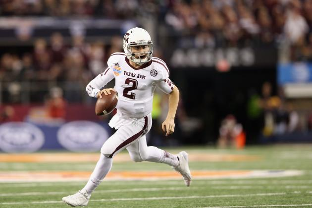 New-Wave QBs Help Manziel's NFL Stock