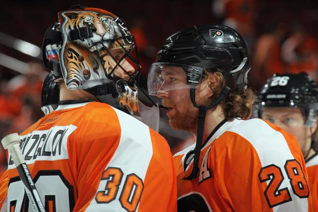 Flyers Set Opening Roster