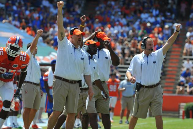 Muschamp Impressed by Durkin from Start, Expects Smooth Transition