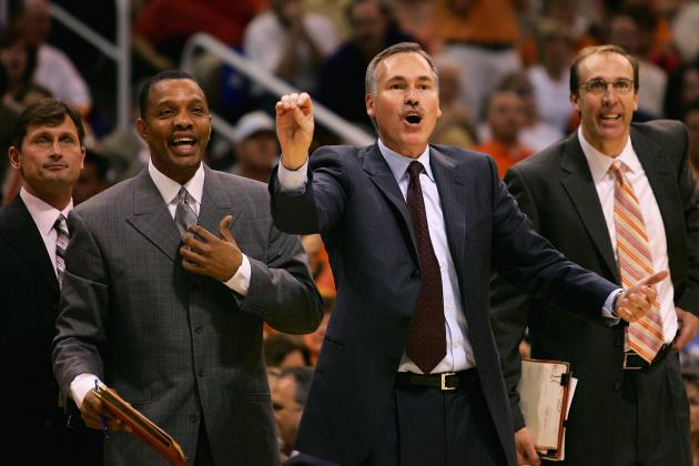 Will Mike D'Antoni Lure Old Lieutenant Alvin Gentry to Los Angeles Lakers?