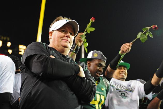 Maisel: Chip Kelly Transformed College Football as Oregon Coach