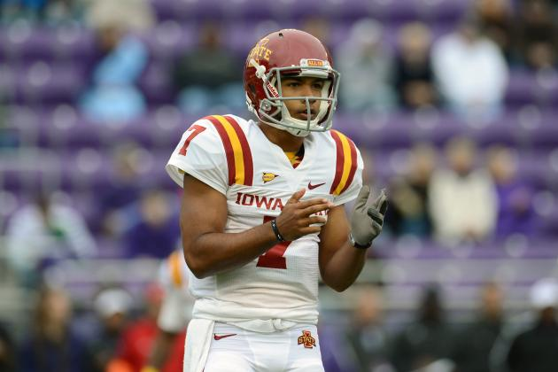 Ex-Cyclones QB Dropping Down a Level