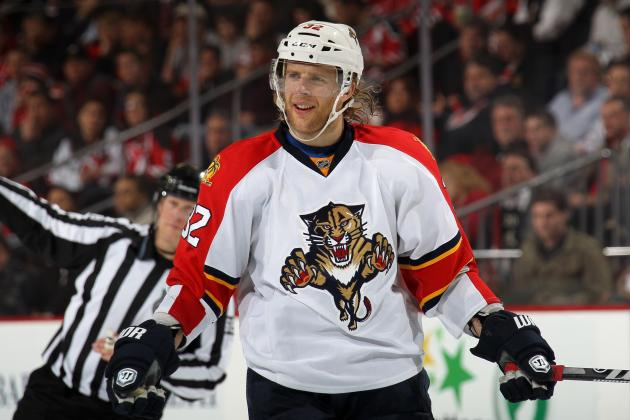 Report: Versteeg Questionable for Opener vs. Hurricanes